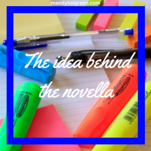 Why write a novella? Why not a short story or a full-length novel? Find out here! @mandyhalgreen