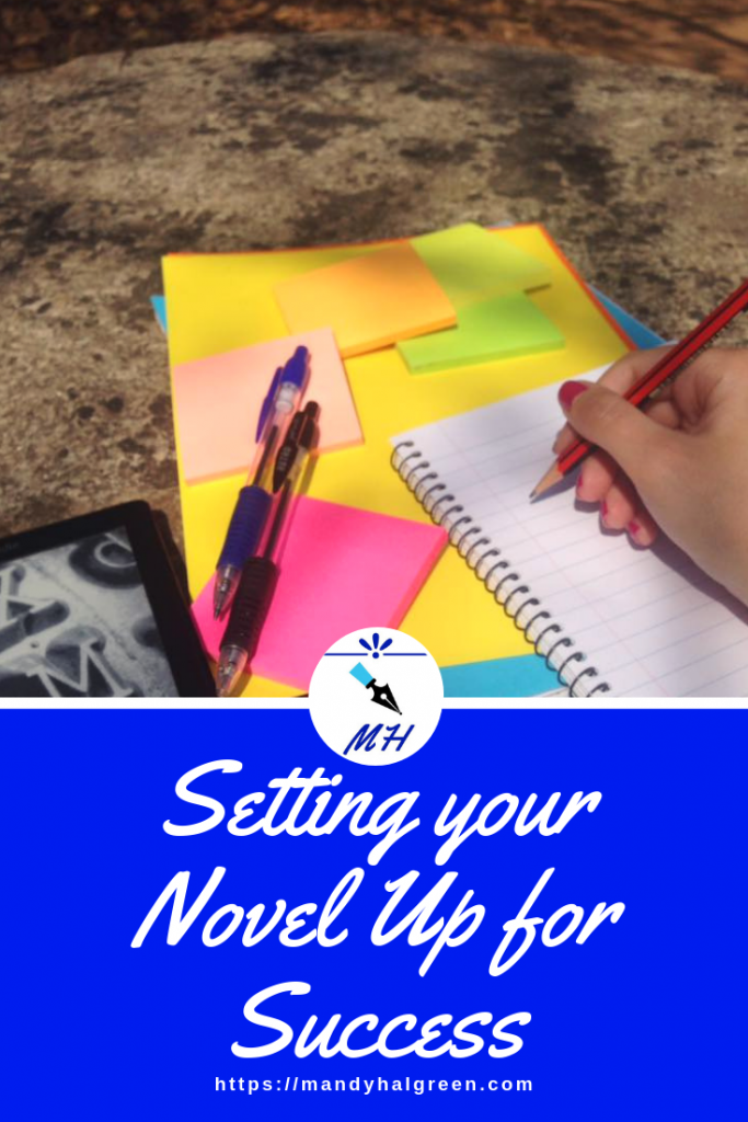 When you start your novel do you define it? In other words do you plan it? The length, the characters and their backstories, the settings. In this post all these aspects, and more are discussed. @mandyhalgreen