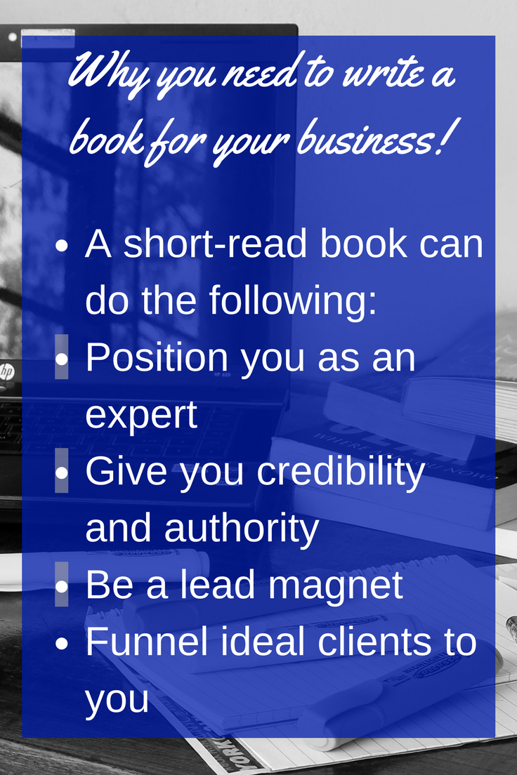 In business, you always need an edge, something that will stamp your authority in your industry and today I am going to talk about a short-read book @mandyhalgreen