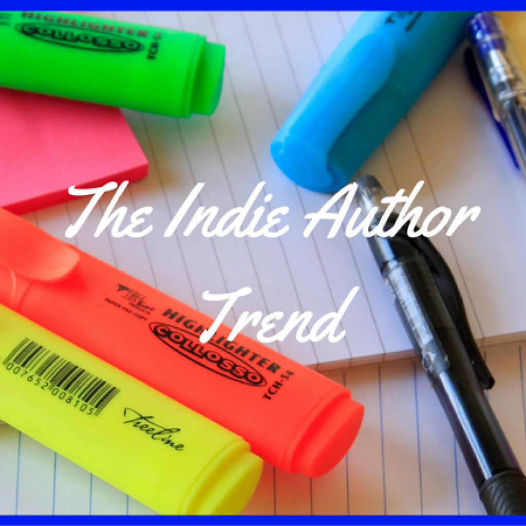 Is there a need to be an Indie Author? @mandyhalgreen