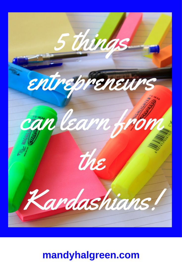The Kardiashians 'kill' launches so let's learn some tips from them! @mandyhalgreen
