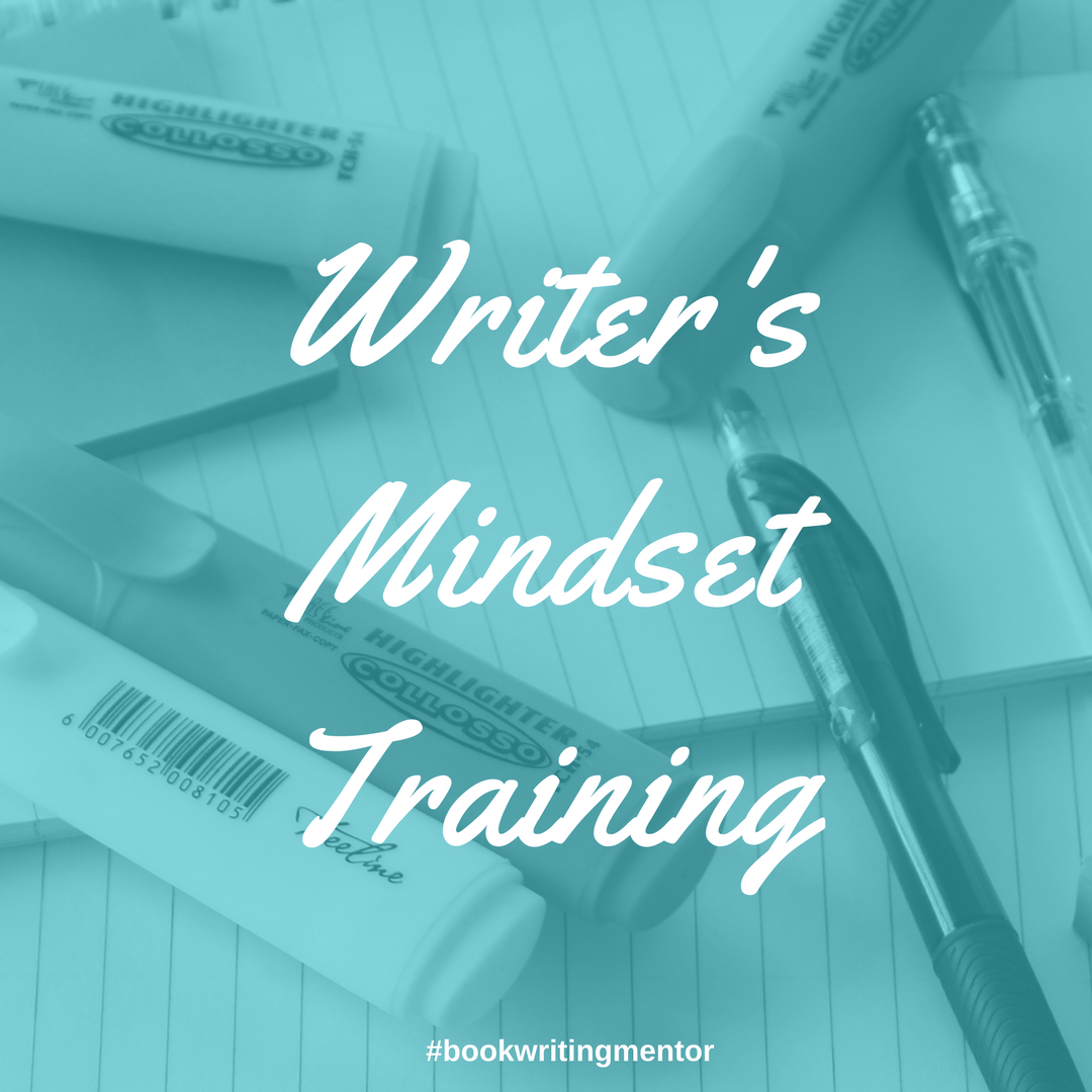 Ready to propel your writing forward with the right mindset?