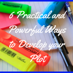 I love developing plots with my clients! Today, I want to share 6 ways to do that with you. @mandyhalgreen
