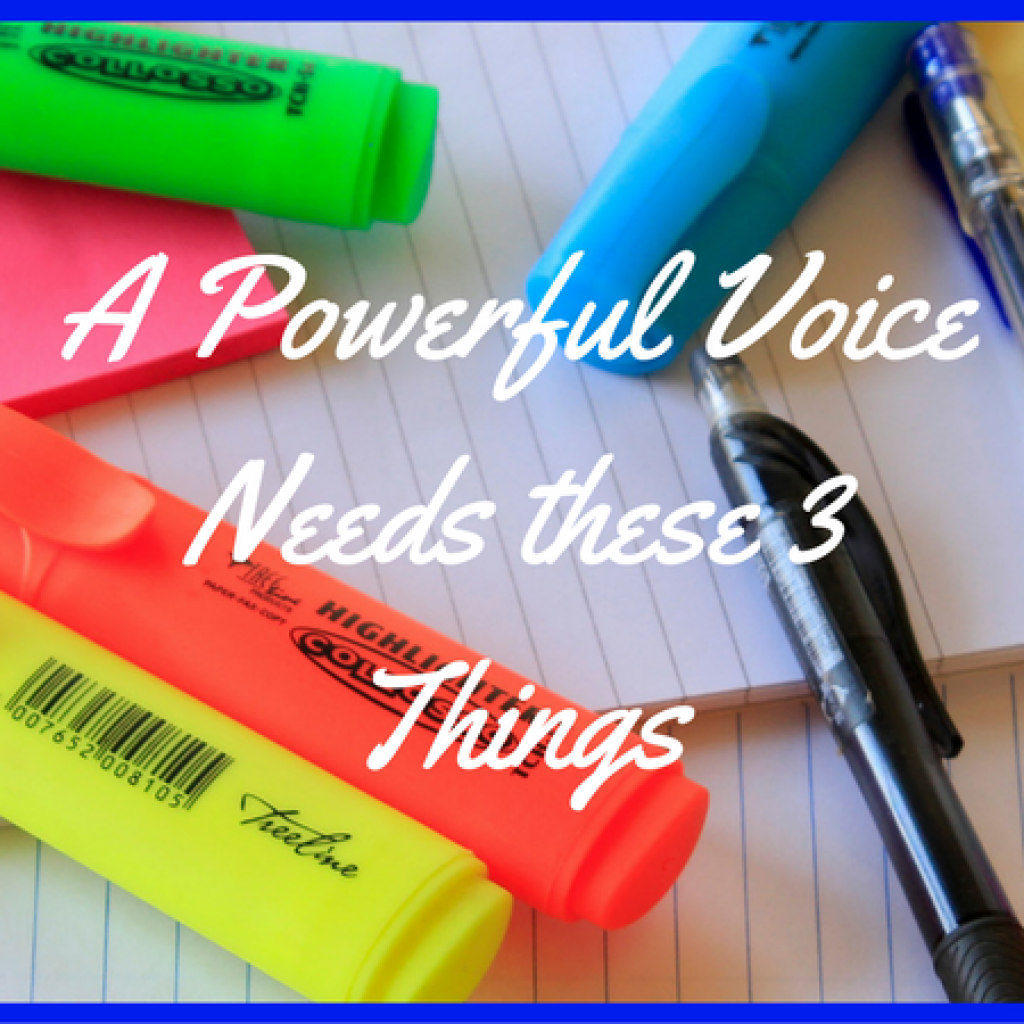 It took me a whole year to finally get these 3 things about my voice! Today, I am sharing them with you. @mandyhalgreen