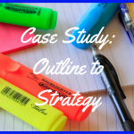 Outline to Strategy is a writing program to help you go from idea to ready to write. see how this program changed a client's life. @mandyhalgreen