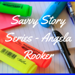 Join me for the Savvy Story Series! Where you get to tell your story to inspire and motivate others! @mandyhalgreen