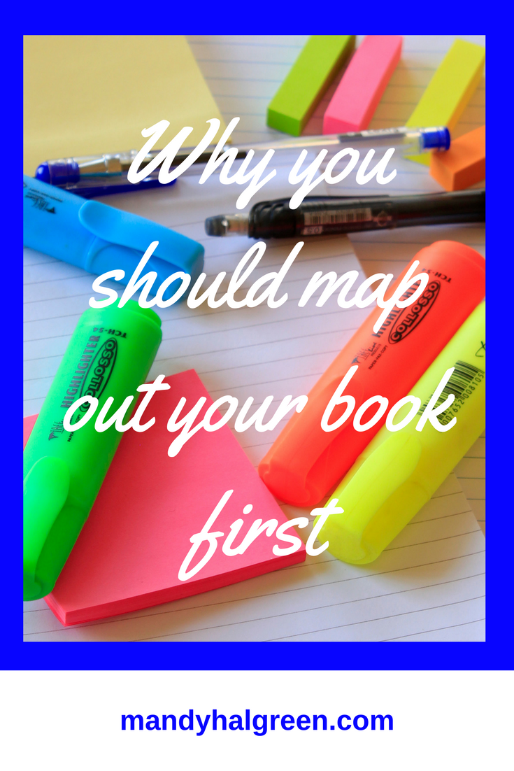 Writing a book feels simple: idea - write - publish. 3 easy things but as you dive in it starts to feel more complicated. This is why book-mapping can be so useful to you (and save you headaches later). Read on to find out how it can help and what you can do to set it up today. @mandyhalgreen