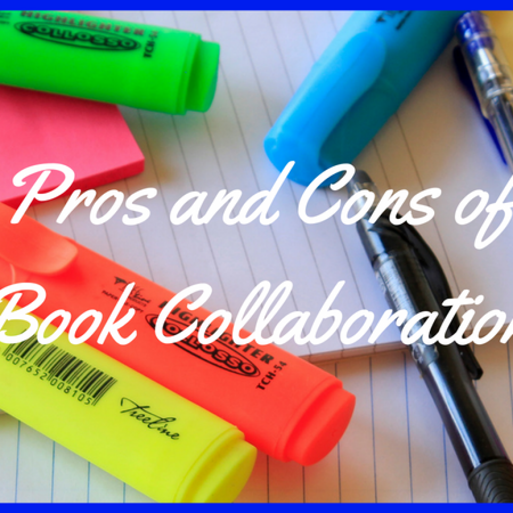 Collaboration on a book can be a great introduction to the process and help you determine whether you want to write your own. @mandyhalgreen #book #collaboration