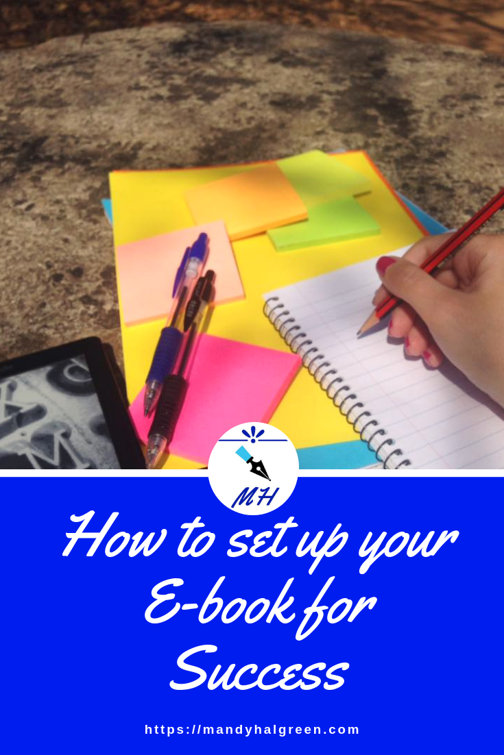 3 keys from cycling that can help you achieve success with your E-book! #letour #lessons #book @mandyhalgreen