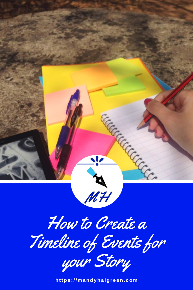 I will show you 3 ways to recall events from your life and how to create a timeline for your story. #events #story @mandyhalgreen