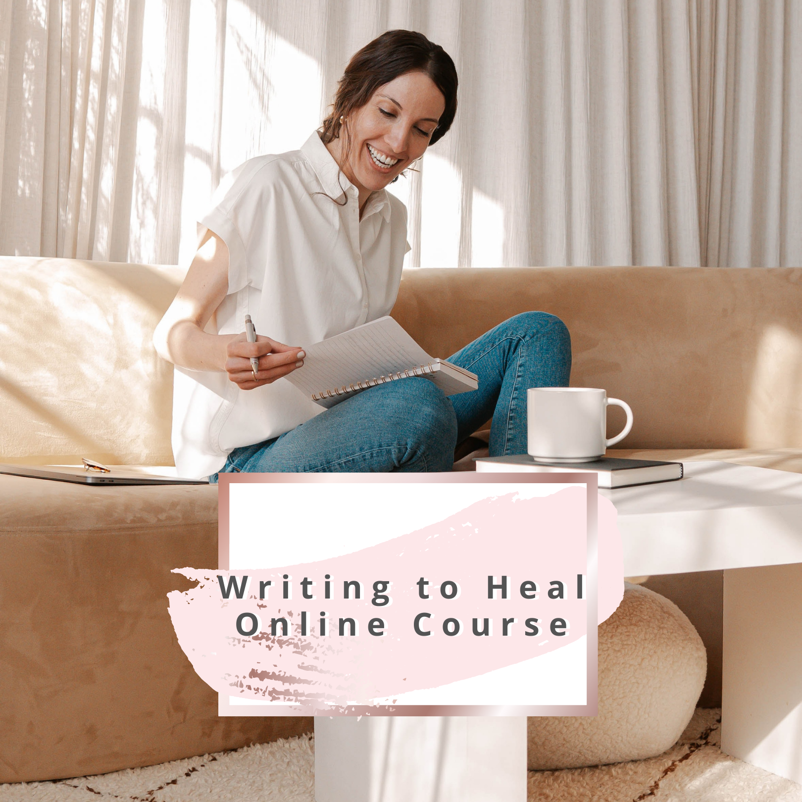 Writing to Heal Course Thumbnail